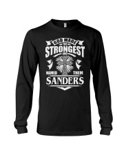 God Made The Strongest - Sanders Long Sleeve Tee thumbnail