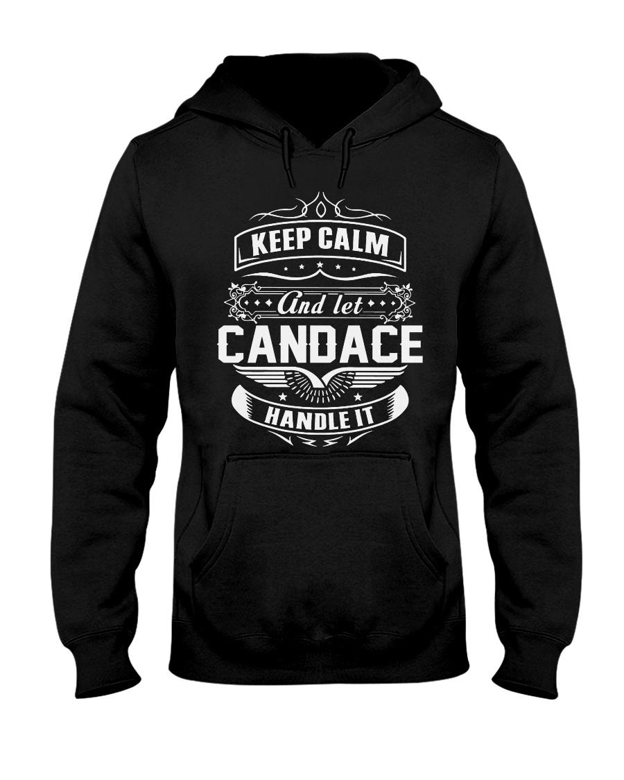 Candace Candace Hooded Sweatshirt