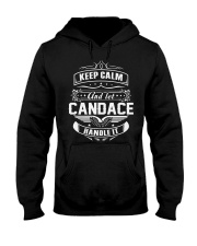 Candace Candace Hooded Sweatshirt front
