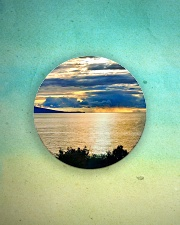 Sunrise Circle Magnet aos-magnets-round-front-lifestyle-3