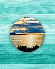 Sunrise Circle Magnet aos-magnets-round-front-lifestyle-5