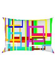 Psychedelic Rectangular Pillowcase thumbnail