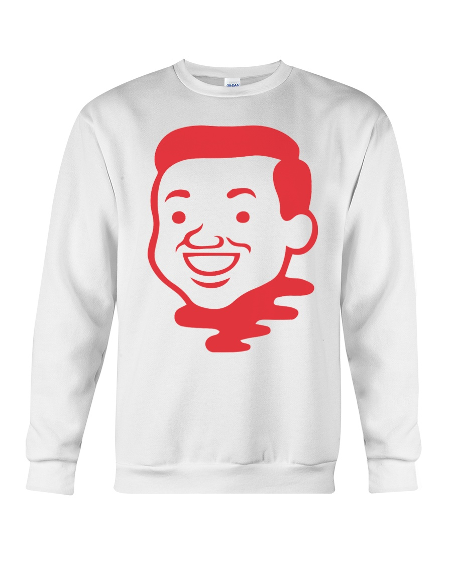 Red Head Crewneck Sweatshirt