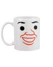 Cornella's smile Mug back