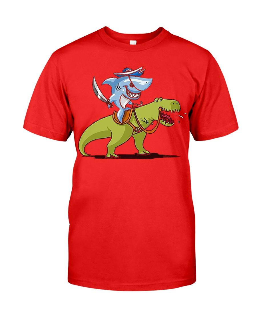 Funny Shark T-Shirts Classic T-Shirt