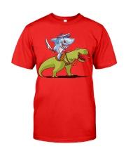 Funny Shark T-Shirts Classic T-Shirt front