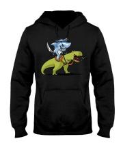 Funny Shark T-Shirts Hooded Sweatshirt thumbnail