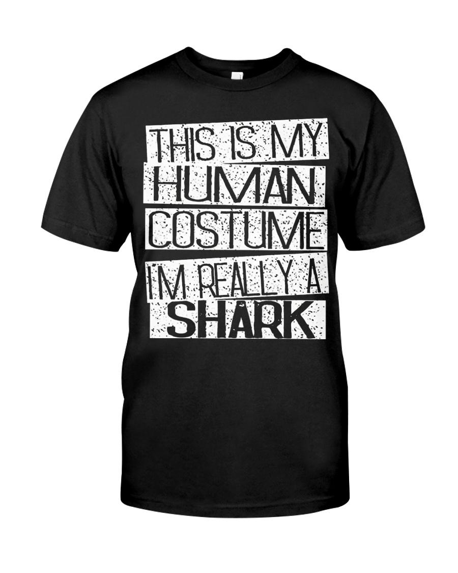 Gift for Shark Lovers Classic T-Shirt