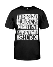 Gift for Shark Lovers Classic T-Shirt front