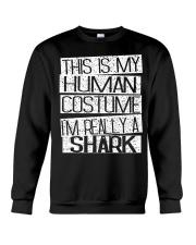 Gift for Shark Lovers Crewneck Sweatshirt thumbnail