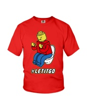 Let It Go Youth T-Shirt thumbnail
