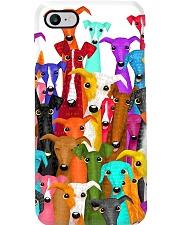 Greyhound phone case Phone Case i-phone-8-case