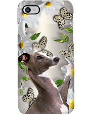 Butterfly Greyhound Phone Case i-phone-8-case