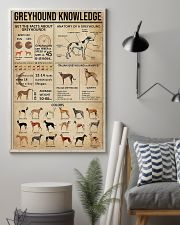 Greyhound poster knowledge 11x17 Poster lifestyle-poster-1