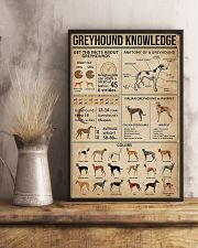 Greyhound poster knowledge 11x17 Poster lifestyle-poster-3