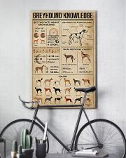 Greyhound poster knowledge 11x17 Poster lifestyle-poster-7