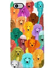 Poodle fm pc Phone Case tile