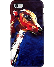 Greyhound water color 1 Phone Case i-phone-8-case