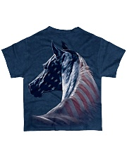 Horse america All-over T-Shirt back