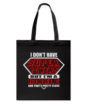 SUPER POWER HINKLE NAME SHIRTS Tote Bag thumbnail