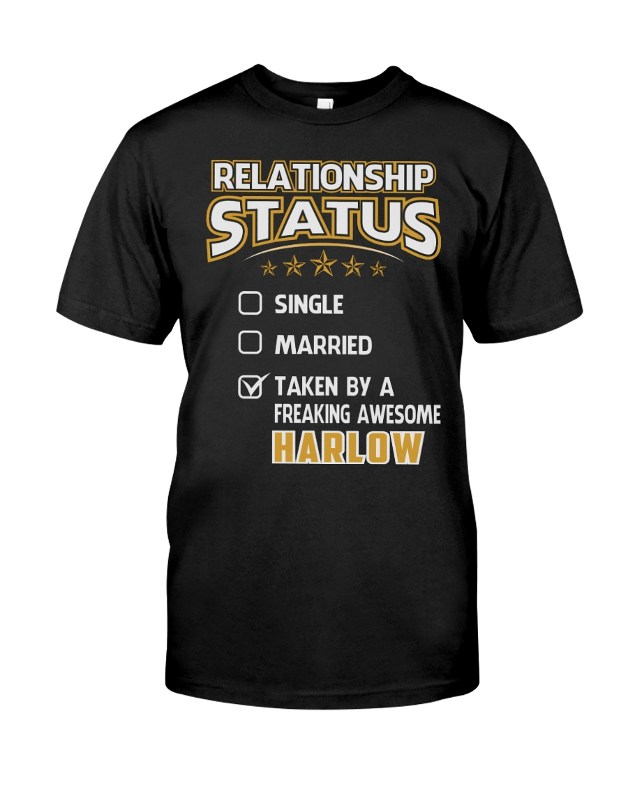 TAKEN BY HARLOW THING SHIRTS Classic T-Shirt
