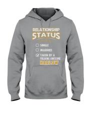 TAKEN BY HARLOW THING SHIRTS Hooded Sweatshirt thumbnail