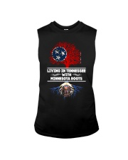 TENNESSEE WITH MINNESOTA ROOT SHIRTS Sleeveless Tee thumbnail