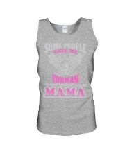 CALL ME FORMAN MAMA JOB SHIRTS Unisex Tank thumbnail