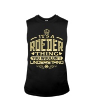 ROEDER THING GOLD SHIRTS Sleeveless Tee thumbnail