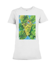 barossa valley vines 1 Premium Fit Ladies Tee thumbnail