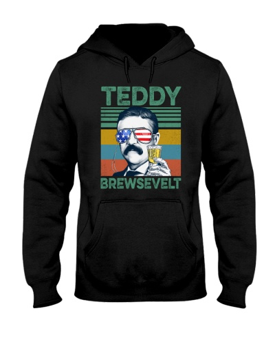 Beer Teddy Brewsevelt