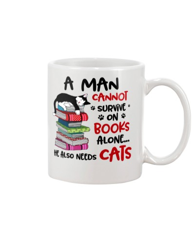CAT and BOOK - BEST GIFT
