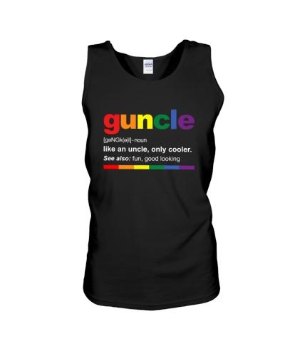 Guncle Definition