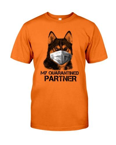 My Quarantine Partner Husky