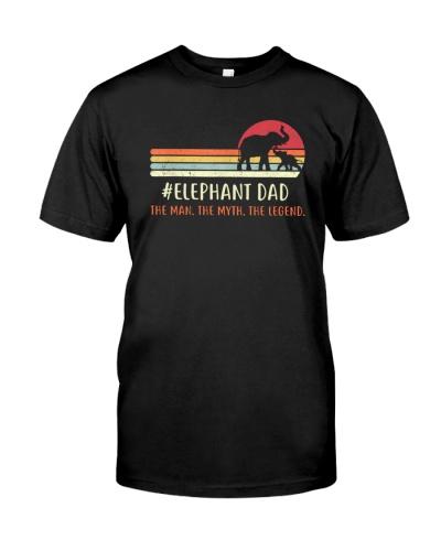 Elephant Dad