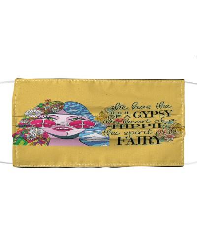 Gypsy hippie heart fairy spirit