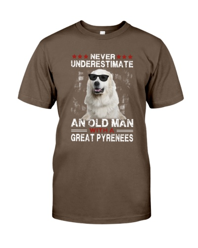 Never Underestimate Great Pyrenees