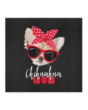 Chihuahua Mom Sunglasses Cloth face mask aos-face-mask-coverlet-lifestyle-front-02
