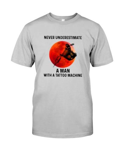 Never underestimate a men