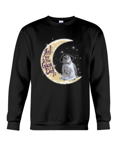 Cat Love you to the Galaxy