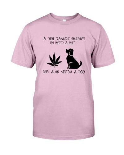 GiGi needs weed dog