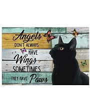Angels Don't Always have wings 17x11 Poster thumbnail