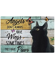 Angels Don't Always have wings Rectangle Cutting Board front