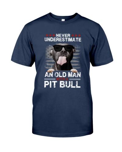 Never Underestimate Pit Bull