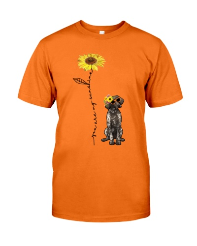 You Are My Sunshine GERMAN SHORTHAIRED POINTER