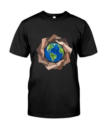 One earth human race