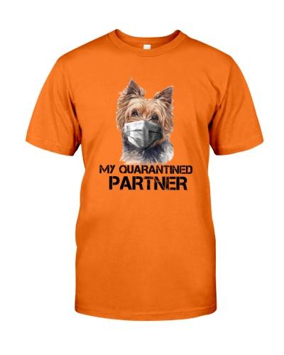 My Quarantine Partner Yorkshire Terrier