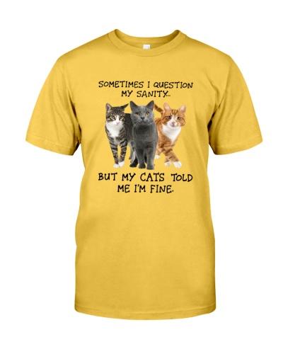 LETIBEE My Cats Told