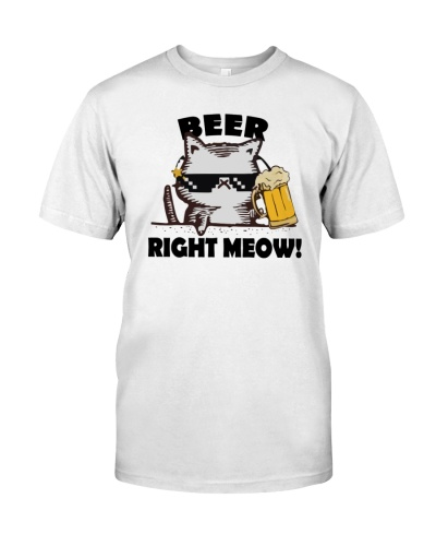 LETIBEE Beer Right Meow
