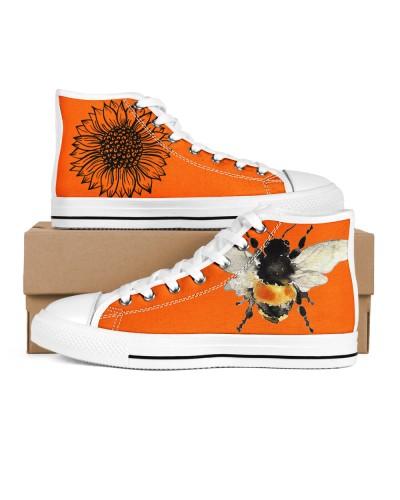 Let it bee Sunflower Peace